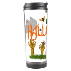 Halloween Travel Tumbler by Valentinaart