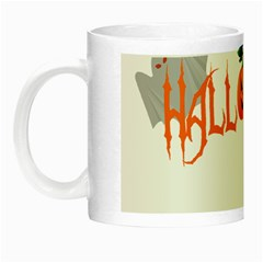 Halloween Night Luminous Mugs by Valentinaart