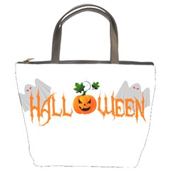 Halloween Bucket Bags by Valentinaart