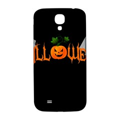 Halloween Samsung Galaxy S4 I9500/i9505  Hardshell Back Case by Valentinaart