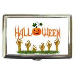 Halloween Cigarette Money Cases by Valentinaart