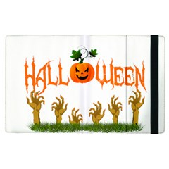Halloween Apple Ipad Pro 9 7   Flip Case by Valentinaart
