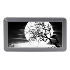 Halloween Landscape Memory Card Reader (mini) by Valentinaart