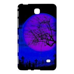 Halloween Landscape Samsung Galaxy Tab 4 (7 ) Hardshell Case  by Valentinaart