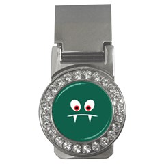 Angry Monster Money Clips (cz)  by linceazul