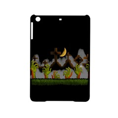 Halloween Zombie Hands Ipad Mini 2 Hardshell Cases by Valentinaart