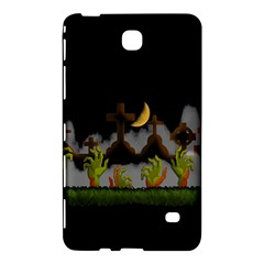Halloween Zombie Hands Samsung Galaxy Tab 4 (8 ) Hardshell Case  by Valentinaart
