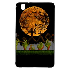 Halloween Zombie Hands Samsung Galaxy Tab Pro 8 4 Hardshell Case by Valentinaart