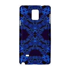 Plutonium Circuit Samsung Galaxy Note 4 Hardshell Case by MRTACPANS