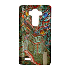 Traditional Korean Painted Paterns Lg G4 Hardshell Case by Onesevenart