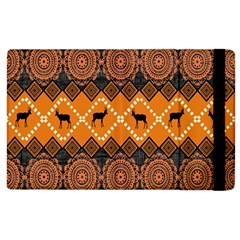 Traditiona  Patterns And African Patterns Apple Ipad 2 Flip Case by Onesevenart