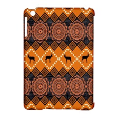 Traditiona  Patterns And African Patterns Apple Ipad Mini Hardshell Case (compatible With Smart Cover) by Onesevenart