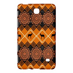 Traditiona  Patterns And African Patterns Samsung Galaxy Tab 4 (8 ) Hardshell Case  by Onesevenart