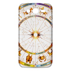 Zodiac  Institute Of Vedic Astrology Samsung Galaxy Mega 5 8 I9152 Hardshell Case  by Onesevenart