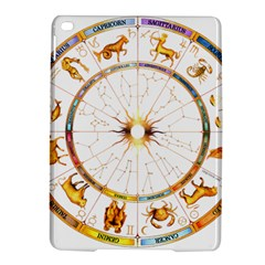 Zodiac  Institute Of Vedic Astrology Ipad Air 2 Hardshell Cases by Onesevenart