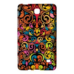 Art Traditional Pattern Samsung Galaxy Tab 4 (8 ) Hardshell Case  by Onesevenart