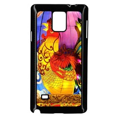 Chinese Zodiac Signs Samsung Galaxy Note 4 Case (black) by Onesevenart