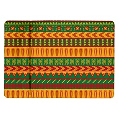 Mexican Pattern Samsung Galaxy Tab 10 1  P7500 Flip Case