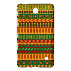 Mexican Pattern Samsung Galaxy Tab 4 (8 ) Hardshell Case  by Onesevenart