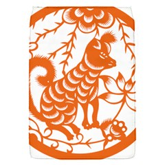 Chinese Zodiac Dog Flap Covers (s)  by Onesevenart