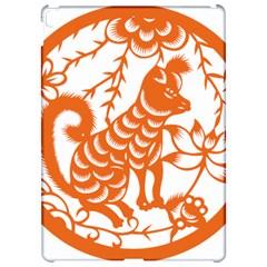 Chinese Zodiac Dog Apple Ipad Pro 12 9   Hardshell Case by Onesevenart