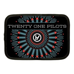 Twenty One Pilots Netbook Case (medium)  by Onesevenart
