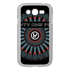 Twenty One Pilots Samsung Galaxy Grand Duos I9082 Case (white) by Onesevenart