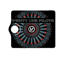 Twenty One Pilots Kindle Fire Hdx 8 9  Flip 360 Case by Onesevenart