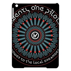 Twenty One Pilots Ipad Air Hardshell Cases by Onesevenart