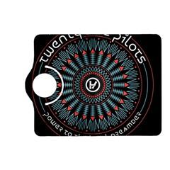 Twenty One Pilots Kindle Fire Hd (2013) Flip 360 Case by Onesevenart