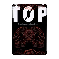 Twenty One Pilots Event Poster Apple Ipad Mini Hardshell Case (compatible With Smart Cover) by Onesevenart