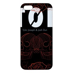 Twenty One Pilots Event Poster Iphone 5s/ Se Premium Hardshell Case by Onesevenart