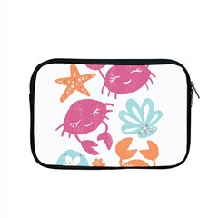 Animals Sea Flower Tropical Crab Apple Macbook Pro 15  Zipper Case by Mariart