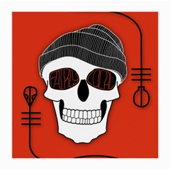 Poster Twenty One Pilots Skull Medium Glasses Cloth by Onesevenart
