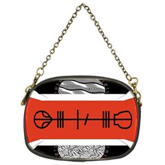 Poster Twenty One Pilots Chain Purses (one Side)  by Onesevenart