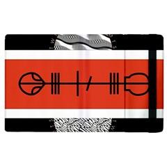 Poster Twenty One Pilots Apple Ipad 3/4 Flip Case by Onesevenart