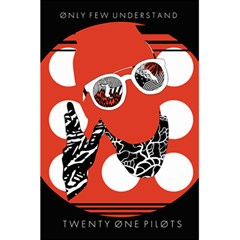 Twenty One Pilots Poster Contest Entry 5 5  X 8 5  Notebooks by Onesevenart