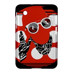 Twenty One Pilots Poster Contest Entry Samsung Galaxy Tab 2 (7 ) P3100 Hardshell Case  by Onesevenart