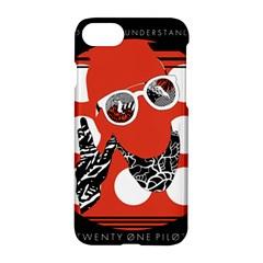 Twenty One Pilots Poster Contest Entry Apple Iphone 7 Hardshell Case by Onesevenart