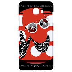 Twenty One Pilots Poster Contest Entry Samsung C9 Pro Hardshell Case  by Onesevenart