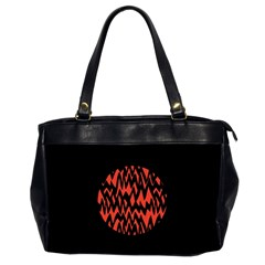 Albums By Twenty One Pilots Stressed Out Office Handbags (2 Sides)  by Onesevenart
