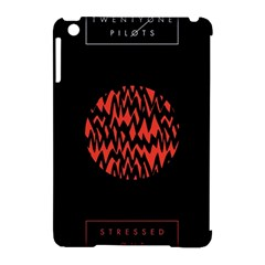 Albums By Twenty One Pilots Stressed Out Apple Ipad Mini Hardshell Case (compatible With Smart Cover) by Onesevenart
