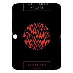 Albums By Twenty One Pilots Stressed Out Samsung Galaxy Tab 3 (10 1 ) P5200 Hardshell Case  by Onesevenart