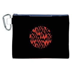 Albums By Twenty One Pilots Stressed Out Canvas Cosmetic Bag (xxl) by Onesevenart