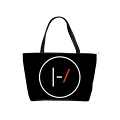 Twenty One Pilots Band Logo Shoulder Handbags by Onesevenart