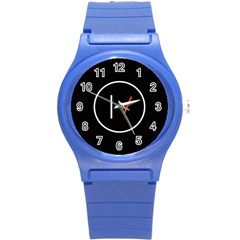 Twenty One Pilots Band Logo Round Plastic Sport Watch (s) by Onesevenart