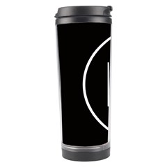Twenty One Pilots Band Logo Travel Tumbler by Onesevenart