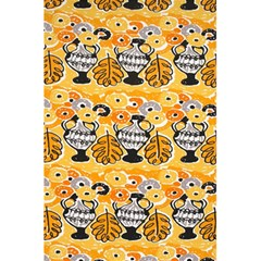 Amfora Leaf Yellow Flower 5 5  X 8 5  Notebooks by Mariart