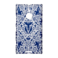 Birds Fish Flowers Floral Star Blue White Sexy Animals Beauty Nokia Lumia 1520 by Mariart