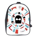 Twenty One Pilots School Bag (Large)